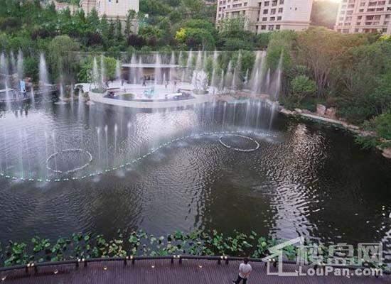 龙湖舜山府实景图