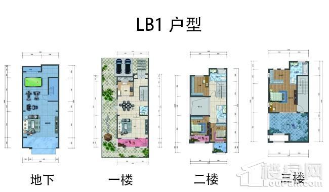 LB1户型