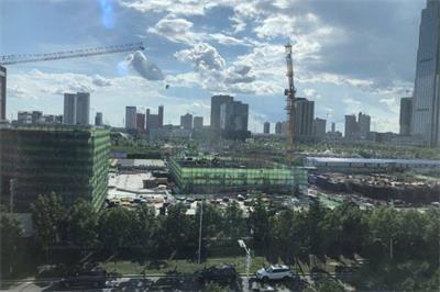 汇宏金融港实景图