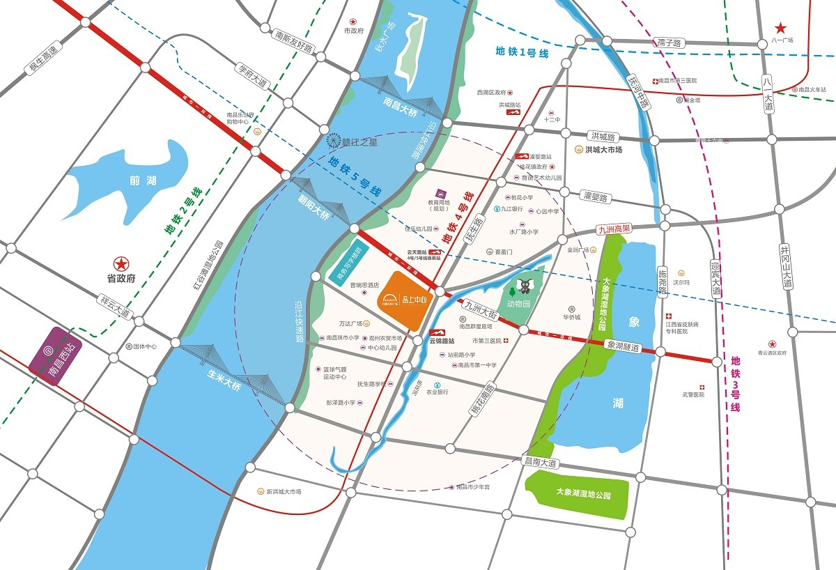 九洲天虹广场位置图