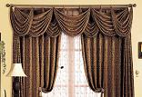 布窗帘的清洁方法