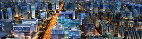 城市综合体